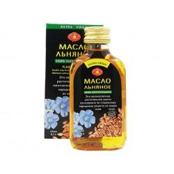 Ленено масло, студено пресовано, Агроселпром, 100 мл.