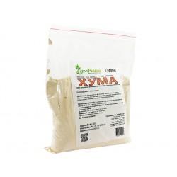 Натурална бяла хума на прах, Здравница, 400 гр.