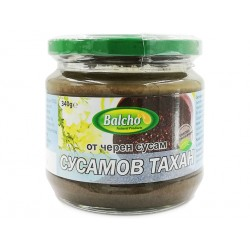 Black Sesame Tahini, natural, 340 g