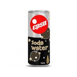 Газирана вода (Сода), ЕПСА, 330 мл.
