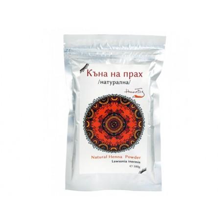 Къна на прах, ХенаФокс - 100 гр.