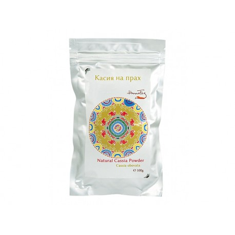 Cassia Powder, natural, 100 g