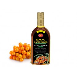Sea Buckthorn oil, cold pressed, Agroselprom, 350 ml