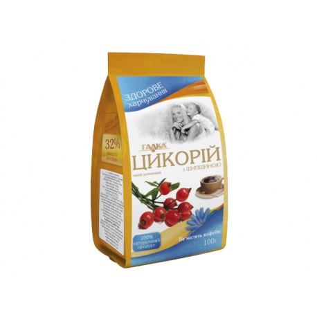 Разтворима напитка от цикория и шипка, Галка, 100 гр.