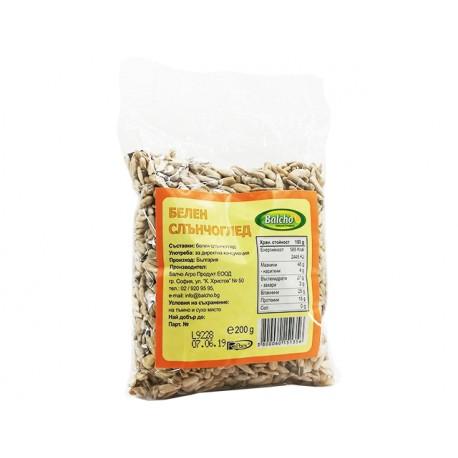 Белени слънчогледови семки, Балчо, 200 гр.