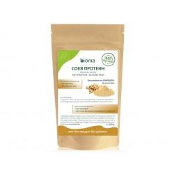 Соев протеин, органичен, на прах, Биониа, 200 гр.