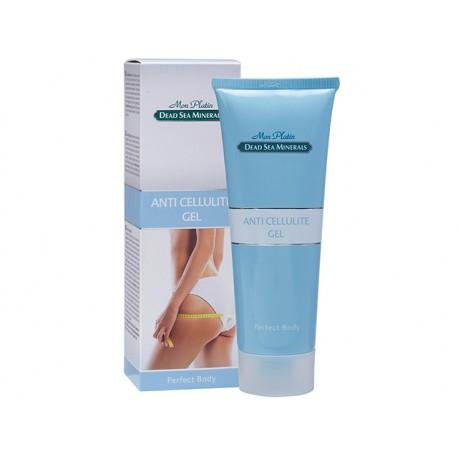 Anti Cellulite gel with Dead sea minerals, DSM, 200 ml
