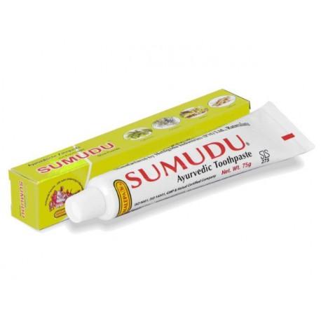Sumudu, Ayurvedic toothpaste, 75 ml