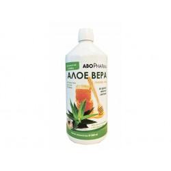 Aloe Vera with honey, AboPharma, 1 liter