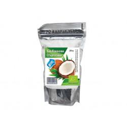Organic desiccated coconut, Burel Organics, 200 g