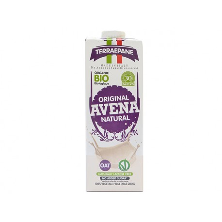 BIO Oat milk, natural, 1 liter