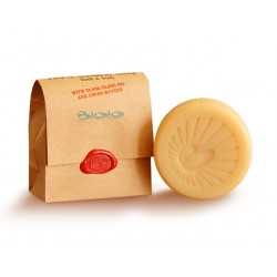 Soap with ylang-ylang oil and cocoa butter, Biolo, 125 g