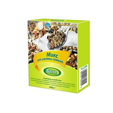 Микс от смляни семена