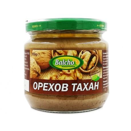 Walnut Tahini, natural walnut paste, Balcho, 350 g