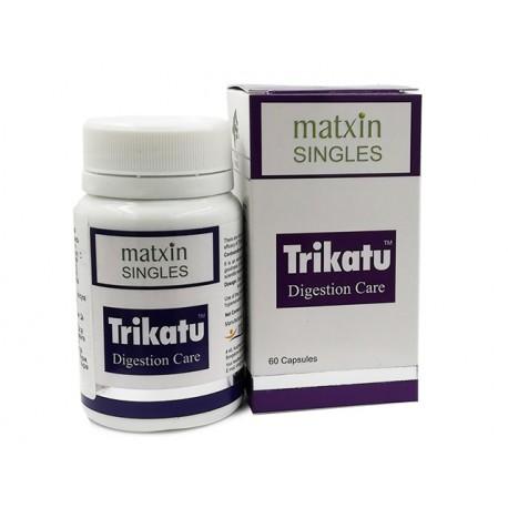 Trikatu, digestion care, Matxin, 60 capsules