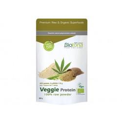 Organic Veggie protein, powder, Biotona, 300 g