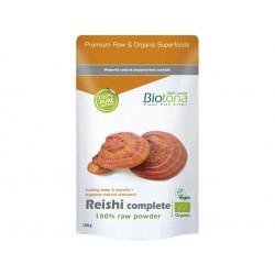 Reishi Complete, raw powder, Biotona, 150 g