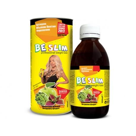 Be Slim, за здравословно редуциране на теглото - 250 мл.