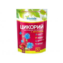 Fitolain chicory with cranberry, instant drink, 100 g