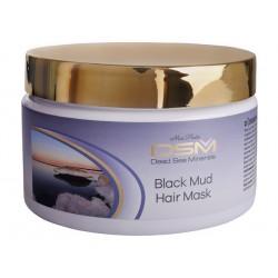 Black Mud Hair Mask, DSM, 250 ml
