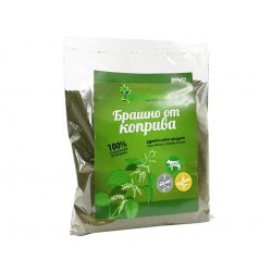 Nettle leaf powder, pure, natural, Zdravnitza, 200 g