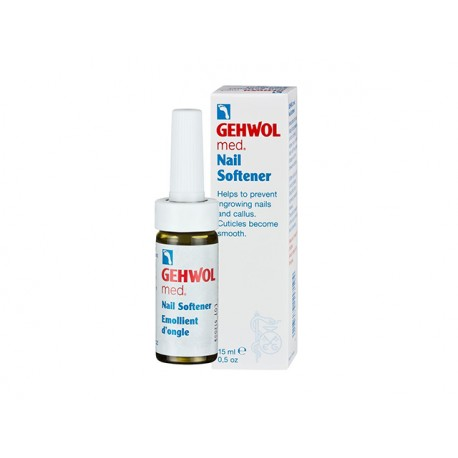 Med Nail Softener, Gehwol, 15 ml