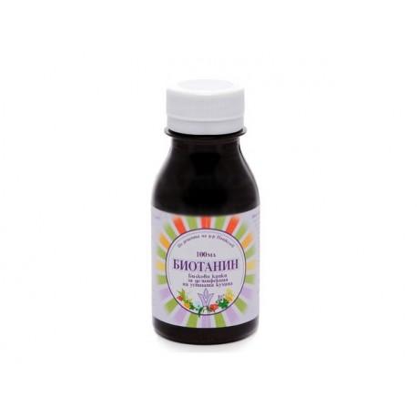 Биотанин, за хигиена на устната кухина, Д-р Пашкулев, 100 мл.