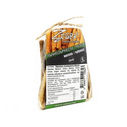 Whole grain sticks with black seed and savory, 80 g