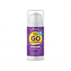 Go Nourished, body lotion with ylang-ylang and lavender, 100 ml