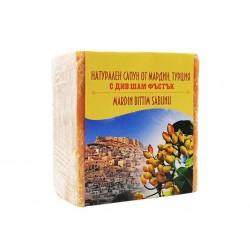 Сапун от Мандарин, Турция с див шам фъстък и кайсиеви ядки, 120 гр.