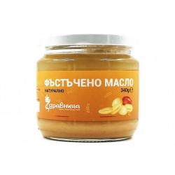 Peanut butter, natural, Zdravnitza, 340 g