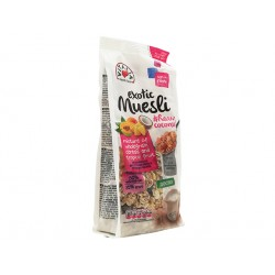 Exotic Muesli with tropical fruits, Vitali, 250 g
