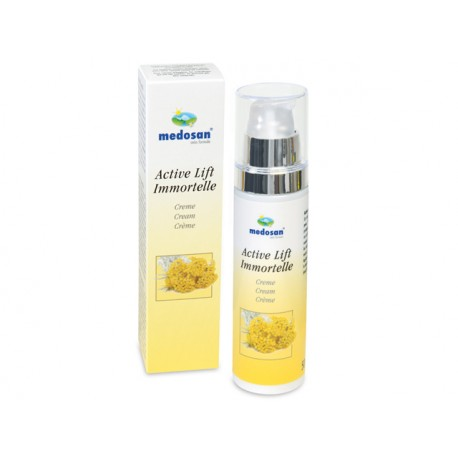 Active Lift Face cream with Immortelle, Medosan, 50 ml