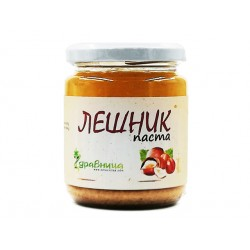 Hazelnut paste, natural, Zdravnitza, 250 g