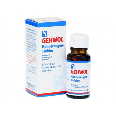Tincture against corns and dead skin, Gehwal, 15 ml