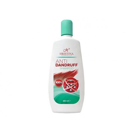 Anti Dandruff shampoo, Hristina, 400 ml