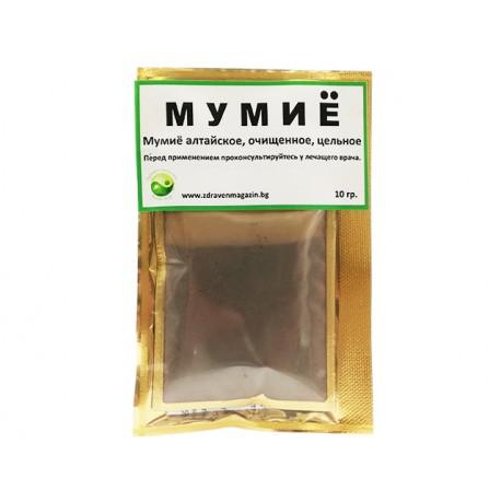 Altaic Mumio, Purified, powder, 10 g