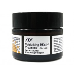 Moisturizing cream - 50SPF, Hristina, 50 ml