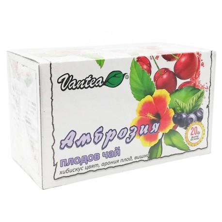 Амброзия, плодов чай, 20 филтърни пакетчета