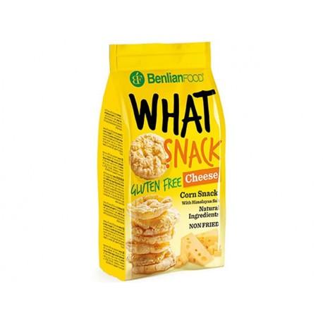 What Snack - cheese, gluten free, 50 g
