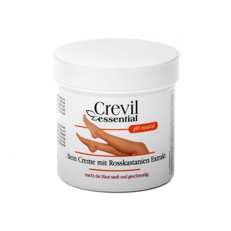 Leg cream with horse chestnut and rosemary, Crevil, 250 ml