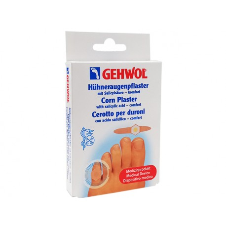 Patches for calluses and hen thorns, Gehwol, 8 patches