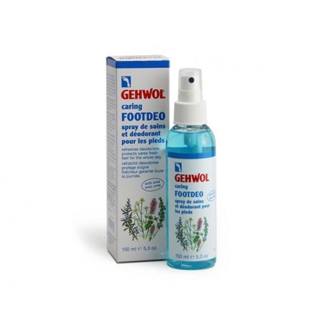 Освежаващ дезодорант - спрей за крака, Гевол, 150 мл.
