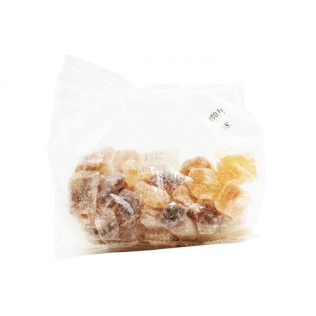Nebet Sheker - brown (Single crystal refined sugar), 100 g