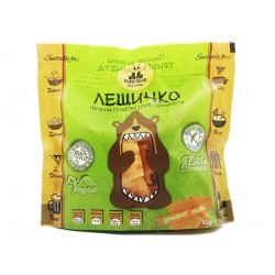 Baked Lentil Chips - Green Chili, Papa Bear, 50 g