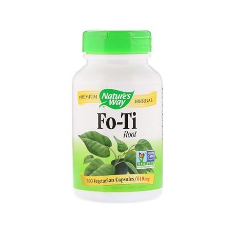 Fo-Ti, root, Nature's Way, 100 vegetarians capsules