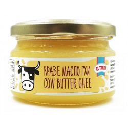 Cow butter Ghee, highly-clarified, El Tarro, 200 ml