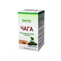 Chaga, Greenset, 90 tablets