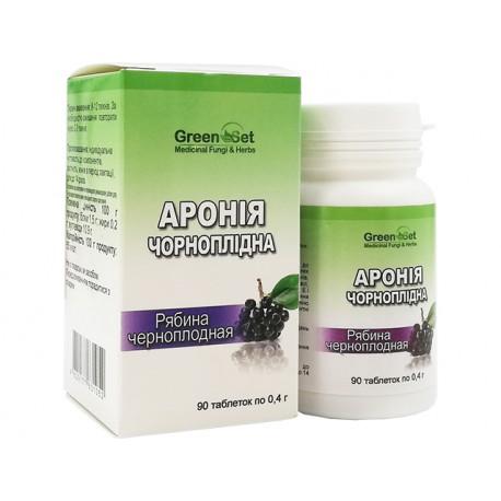 Aronia, Greenset, 90 tablets