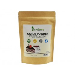 Carob powder, chocolate substitute, Zdravnitza, 200 g